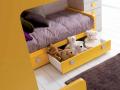 cassetto letto inferiore