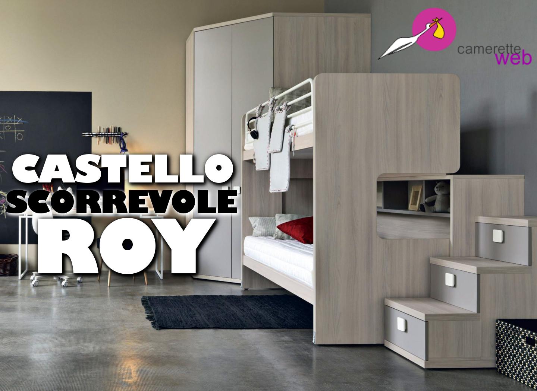 Letto A Castello In Legno Laccato Bianco.Letti A Castello In Legno Per Bambini Elegant Letti A Castello In
