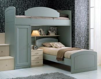 Castelli e soppalchi in legno massello - Castelli mobili ...