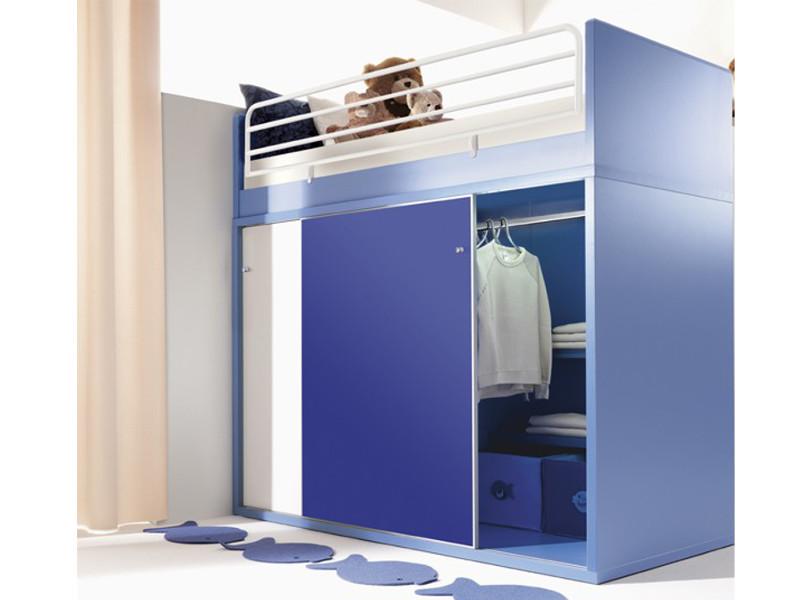 Letto Con Armadio Sopra ~ Idee creative del moderno design ...